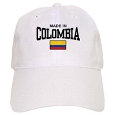 Made In Colombia Baseball Cap