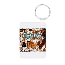 earth wind and fire Keychains