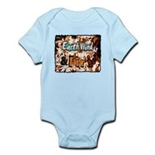 earth wind and fire Infant Bodysuit