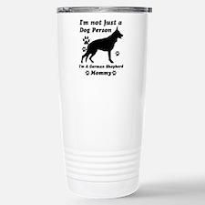 German Shepherd Mommy Travel Mug