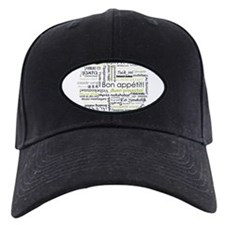 Bon appetit in other language Baseball Hat