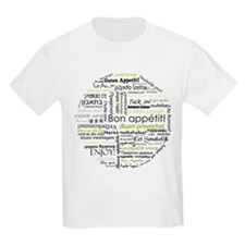 Bon appetit in other language T-Shirt
