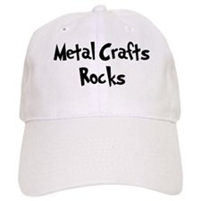 Metal Crafts Rocks Baseball Cap