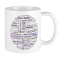 World Foods Dining Etiquette Small Mug