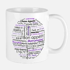 World Foods Dining Etiquette Small Small Mug