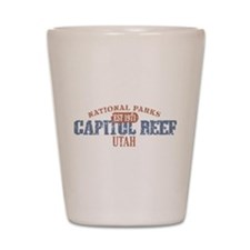 Capitol Reef National Park UT Shot Glass