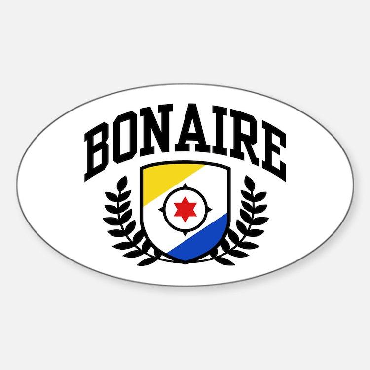 Bonaire Decal