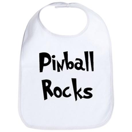 Pinball Rocks Bib