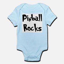Pinball Rocks Infant Creeper