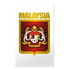 """Malaysia COA"" Decal"