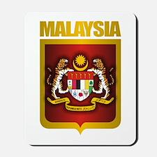 """""""Malaysia COA"""" Mousepad"""