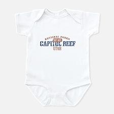 Capitol Reef National Park UT Infant Bodysuit