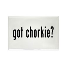 GOT CHORKIE Rectangle Magnet