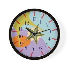 Thirteenth Hour Pentagram Clock
