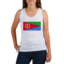 Flag of Eritrea Women's Tank Top