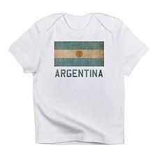 Vintage Argentina Infant T-Shirt