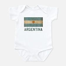 Vintage Argentina Infant Bodysuit