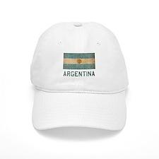 Vintage Argentina Baseball Cap