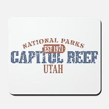 Capitol Reef National Park UT Mousepad
