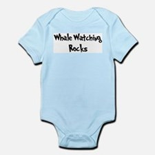Whale Watching Rocks Infant Creeper