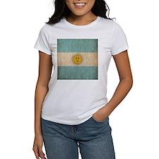 Vintage Argentina Flag Tee