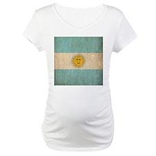 Vintage Argentina Flag Shirt
