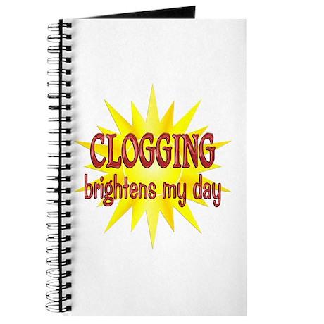 Clogging Brightens Journal