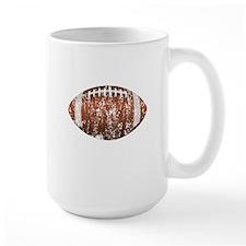 Football - Distressed Mug