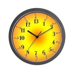 Thirteen Hour Burning Clock
