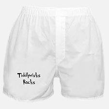 Tiddlywinks Rocks Boxer Shorts