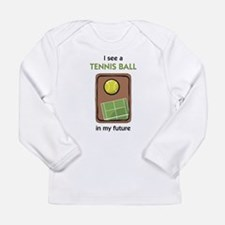 Tennis_future1 Long Sleeve T-Shirt
