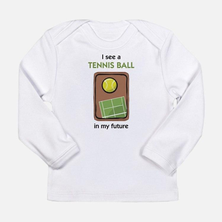 Tennis_future1 Long Sleeve T-Shirt