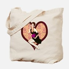 Cute Elissa Tote Bag