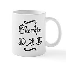 Chorkie DAD Mug