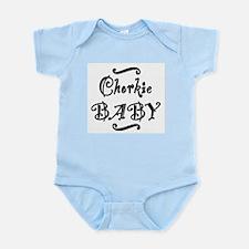 Chorkie BABY Infant Bodysuit