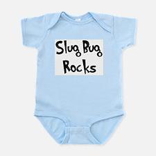 Slug Bug Rocks Infant Creeper