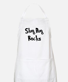 Slug Bug Rocks BBQ Apron