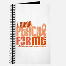 I Wear Peach 6.4 Uterine Cancer Journal