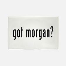 GOT MORGAN Rectangle Magnet