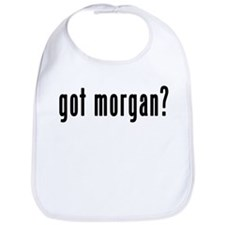 GOT MORGAN Bib