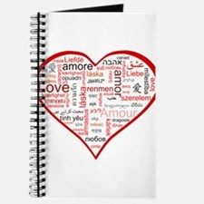 Words for Love in different l Journal