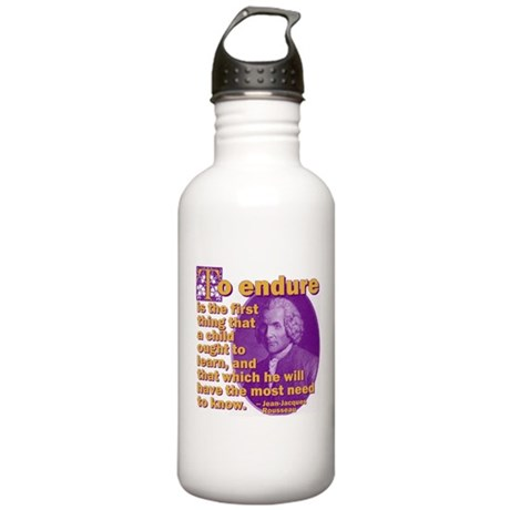 To Endure Stainless Water Bottle 1.0L