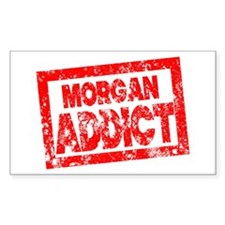 Morgan ADDICT Decal