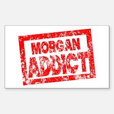 Morgan ADDICT Decal