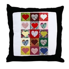 Quilted Throw Pillows - The Purl Bee - Knitting Crochet