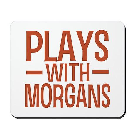 PLAYS Morgans Mousepad