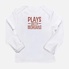 PLAYS Morgans Long Sleeve Infant T-Shirt