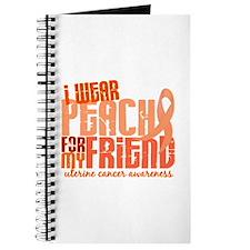 I Wear Peach 6.4 Uterine Cancer Journal