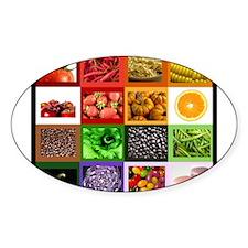 Rainbow Foods Decal