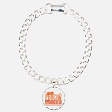 I Wear Peach 6.4 Uterine Cancer Bracelet